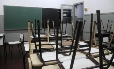 Paro docente: Segunda jornada con alto acatamiento durante todo el día