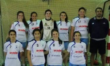 Handball. Se inició el  Memorial Azcona