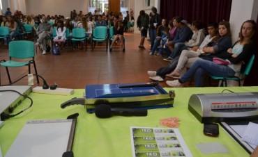 4500 estudiantes ya tienen su TEO