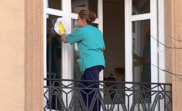 Sindicato de trabajadores en Casas de Familia