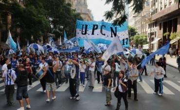 """""""Si para UPCN se para la provincia"""""""