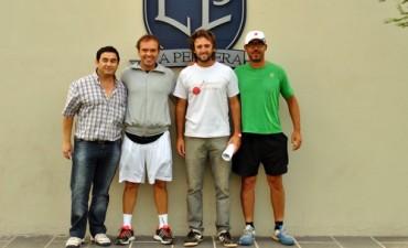 Tenis: segunda prequaly del Future Ciudad de Olavarría