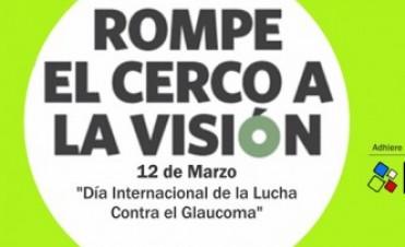 Día Mundial de la lucha contra el Glaucoma