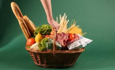 Precios: la canasta básica de alimentos subió 1.22 % en febrero