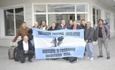 Un argentino falleció en Malvinas