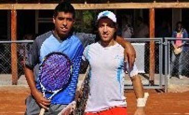 Tenis Alejo Prado accedió al cuadro principal del Future