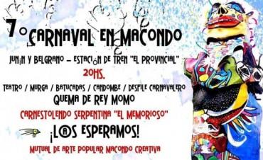 Nueva suspensión del carnaval de Macondo