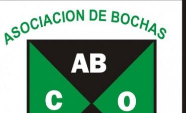 Jorge Medina asumió como presidente de la Asociación de Bochas