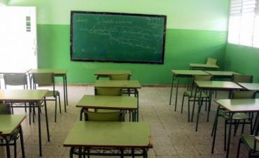 Paro día 12: alto acatamiento entre docentes y auxiliares