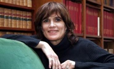 La Diputada Bidegain en la Comisión de Relaciones Exteriores