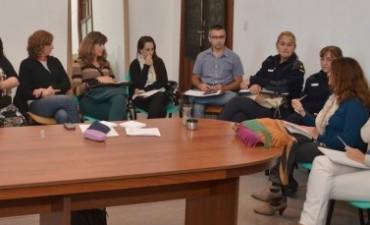 Violencia Familiar y Género: balance y objetivos de la Mesa local