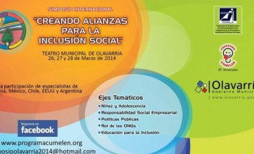 """""""Creando Alianzas para la Inclusión Social"""