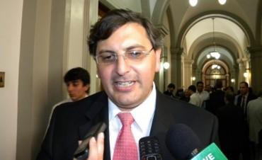 """El problema de la provincia """" es que los gobernadores están pensando en la Casa Rosada"""""""