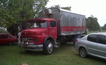 Nuevamente decomisaron mercadería de un camión de Pescado para Todos