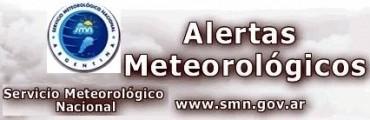 Se mantiene el alerta meteorológico en la Provincia