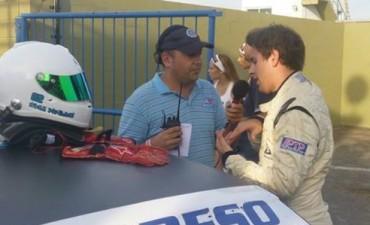 Martín Laborda salvó las papas en el Turismo Pista