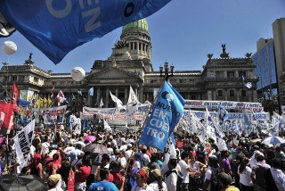 CFK abre el año legislativo