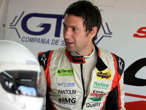 Difícil retorno al TC para Nico Pezzucchi