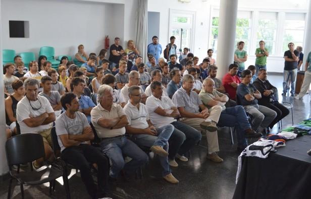 Se realizó el lanzamiento oficial de los torneos de la Liga de Fútbol
