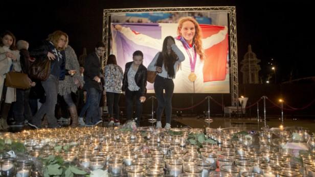 La tragedia vista desde Francia