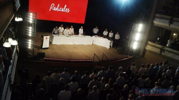Hacia el amarillo: los radicales más cerca de Macri