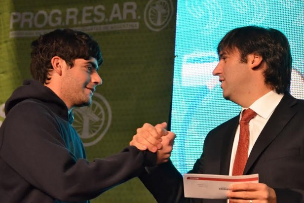 Bossio: '1510 jóvenes de Olavarría cobrarán el Progresar con aumento en abril'