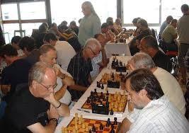 Buena actuación de ajedrecistas locales