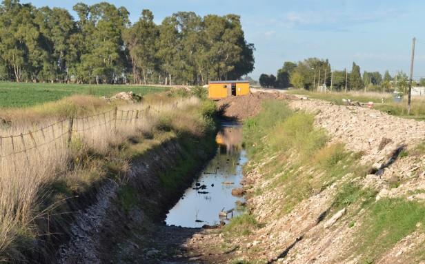 Hidráulica: el ingeniero Bacchiarello y un balance de obras
