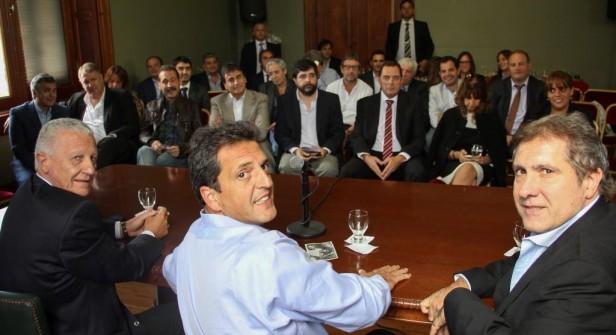 El Senador Vitale participa de encuentros del Frente Renovador