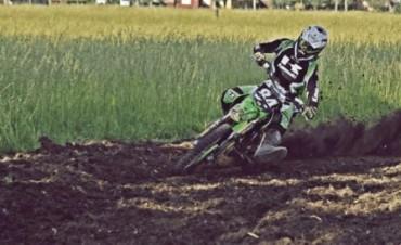 1ra. fecha del Motocross en Olavarria