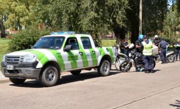 Protección Ciudadana intensificó los controles de motos