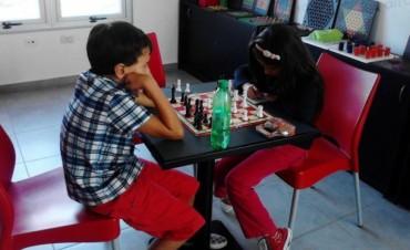 Actividades de la Escuela Municipal de Ajedrez