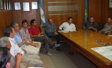 Reunión de tamberos en Olavarría