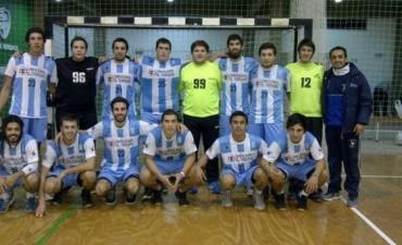Handball. Se inició el
