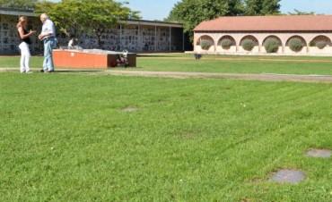 Obras de acondicionamiento del Cementerio Municipal