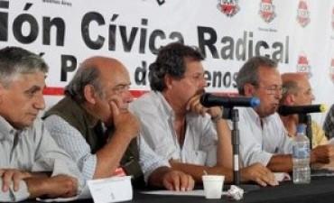 Se frustró la convención de la UCR bonaerense por las internas en las alianzas