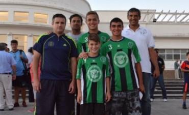 Ganaron San Martín, Hinojo y Embajadores en el fútbol local