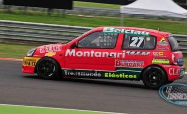 Agustín Herrera en el puesto 24° en Termas de Río Hondo