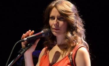 Elena Roger y el sexteto Scaladrum arrancaron ovaciones de los olavarrienses