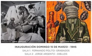 Llega una nuestra de grabados y dibujos al Museo Dámaso Arce