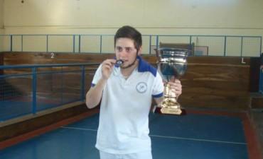 Nico Serantes jugará en un Club de la ciudad de Tandil
