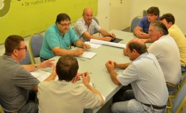 Reunión de la Mesa Agropecuaria