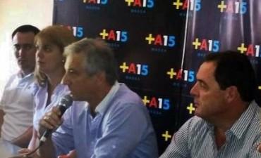 Vitale ratificó el liderazgo de Sergio Massa y José Eseverri
