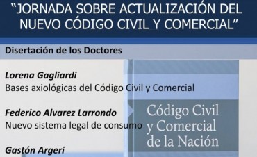 Nuevo Código Civil y Comercial: Entra en vigencia en agosto
