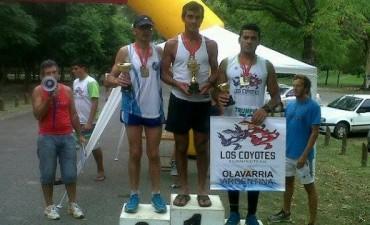 Ultramaratón. Mauricio Durán ganó las 24 horas en San Pedro