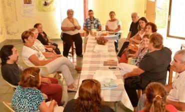'La idea es acompañar para que las familias sean agentes de su cambio'