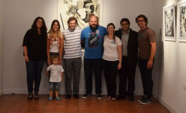 Muestra de grabados y dibujos en el Museo Dámaso Arce