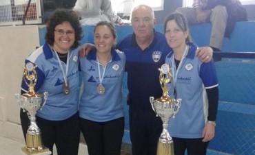 Bochas: Comienza el Torneo de 3ra. categoría.