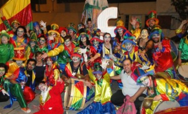 Segunda edición del Carnaval Popular en el Barrio Cuarteles