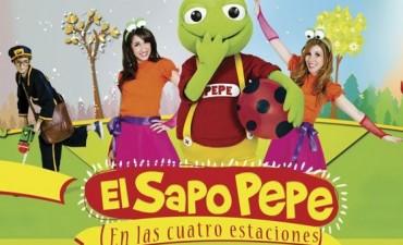 El Sapo Pepe nuevamente en el Teatro Municipal